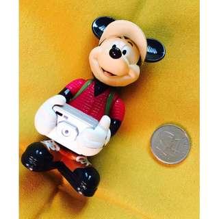Tourist Mickey Mouse Figure