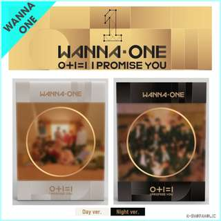 WANNA ONE - 2nd Mini Album ' I PROMISE YOU '