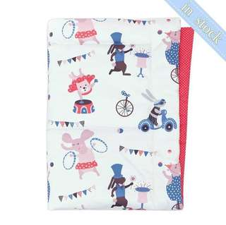 **Special Price** Printed Baby Blanket - Circus