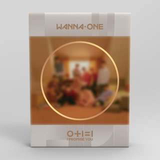 [PREORDER] WANNA ONE - 0+1=1 (I PROMISE YOU) (2ND mini album) (Day Ver./Night Ver.) +limited poster