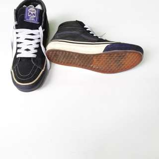 Limited Edi Vans Sk8-hi x Left Foot x Jahan Shoes
