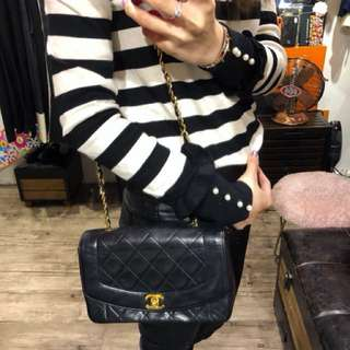 Chanel Diana Chain Bag