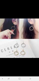 Korean Fashion Simple Earrings