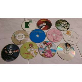 Assorted soundtrack albums movies CD - $5 each