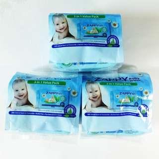 Organic Baby Wet Wipes