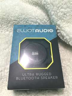 Elliot audio Bluetooth speaker