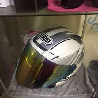 Shoei J force 3 surge
