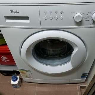 6kg whirlpool洗衣機
