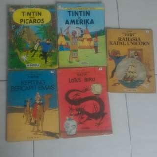 Tintin C1 (175rb/pcs)