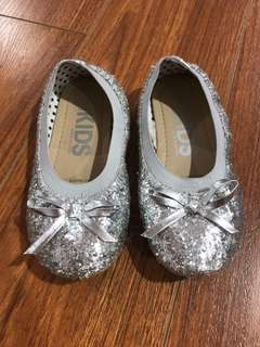 Cotton On Glitter Shoes