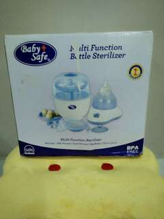 Baby safe sterilizer
