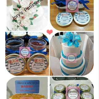 Homemade & Customized Cakes and Cupcakes