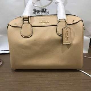Original coach women Handbag Bennett bag sling bag handbag