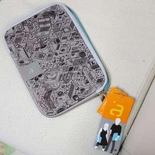 Avec iPad/tablet protector 保護套