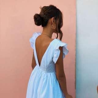 ➰ Kissablebella - WHITE dress