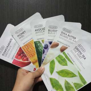 Sheet Mask The Face Shop