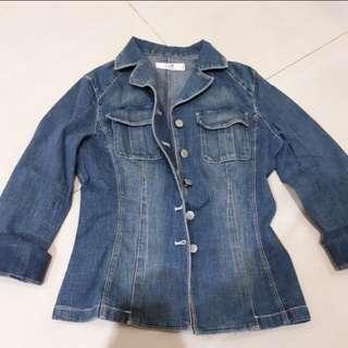 Denim jacket women