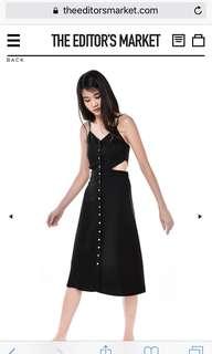 Shianne cut out dress