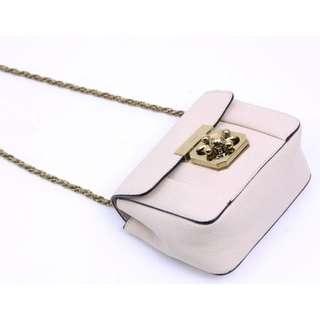 Chloe elsie mini chain crossbody bag