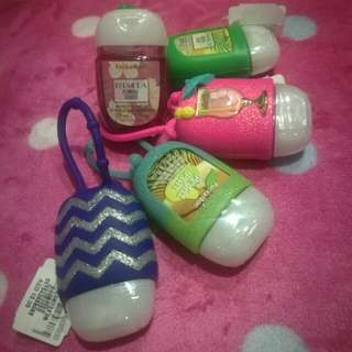 Bath & Body Works Hand Sanitizers
