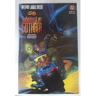 Batman/Judge Dredd: Judgment on Gotham (NM-)