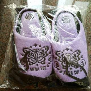 Anna Sui 拖鞋 (全新)