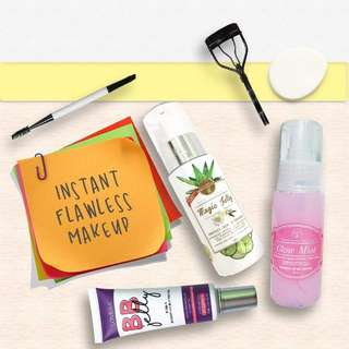 PERFECTING SET - Magic Jelly Enhanced + Lovera Complete Cleanser + Glow Mist + BB Jelly