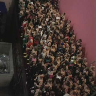 Hundred over pcs of wrestling figures ( loose) 2687293 WWE WCW ECW