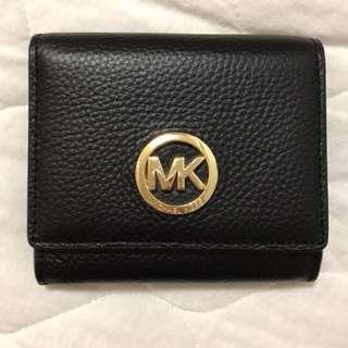 🚚 Michael Kors (MK) 黑色短夾