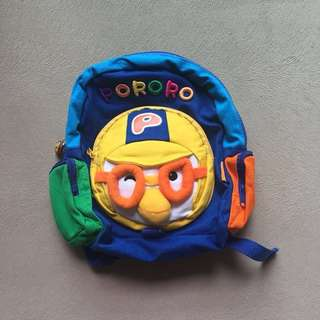 PORORO Baby backpack