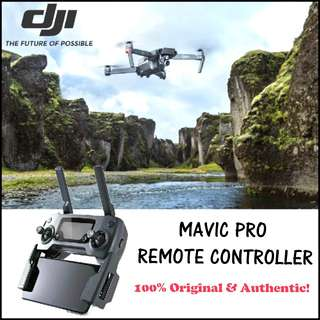 DJI Mavic Remote Controller - Local Warranty!