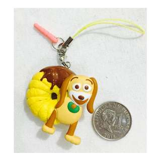 Toy Story Slinky Dog Keychain