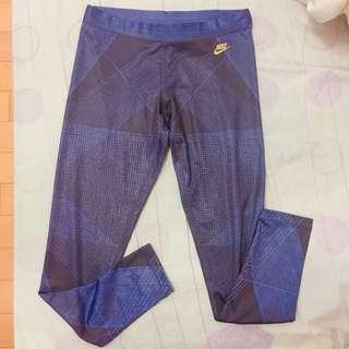 Nike 幾何圖形運動長褲