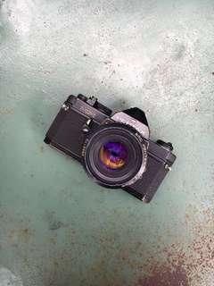 Pentax MX 50mm f.2