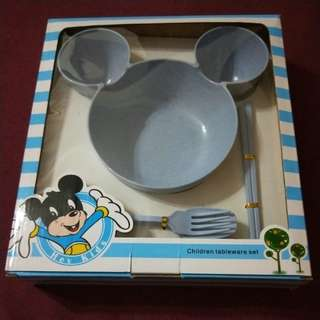 BNIB CHILDREN TABLEWARE SET