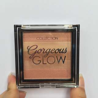 REPRICE! COLLECTION gorgeous glow blush block