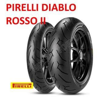 Pirelli Rosso 2