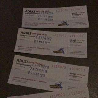 Wild Wild Wet Tickets (CHEAP ASF)