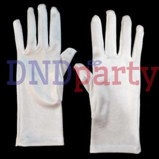 White Gloves (Short)