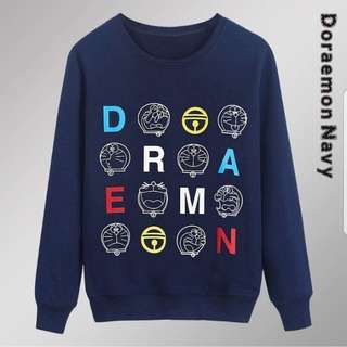 Sweater doraemon