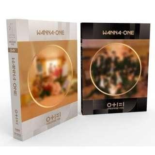 Wanna One - Mini Album Vol.2 [0+1=1 (I PROMISE YOU)]
