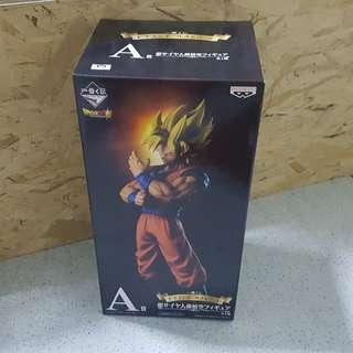 Son Goku Prize A Ichiban Kuji Dragonball