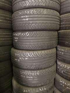 205/50R16 Kumho Used Tyres