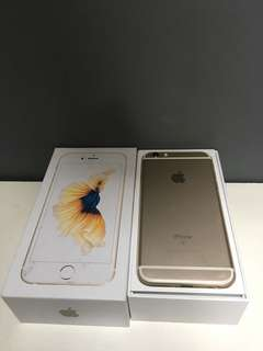 Iphone 6s Gold 64GB ORIGINAL PARTS