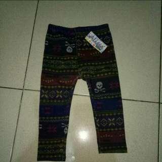#makintebel celana legging lagging