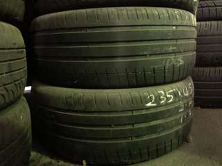 235/45R18 Michelin Used Tyres