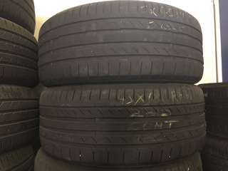 225/45R18 Continental Runflat Used Tyres