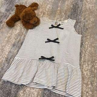 ✨BRAND NEW Cute Girl Striped Top