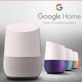 Google Home Brand New