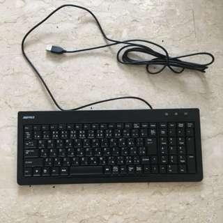 JAPANESE type key board